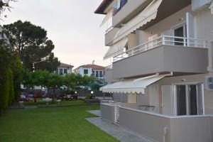 Michel Mar Studios Apartments Paradisos Neos Marmaras Halkidiki garden-002