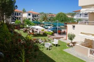 Michel Mar Studios Apartments Paradisos Neos Marmaras Halkidiki garden-004