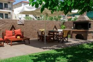 Michel Mar Studios Apartments Paradisos Neos Marmaras Halkidiki garden-009