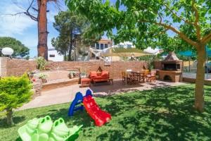 Michel Mar Studios Apartments Paradisos Neos Marmaras Halkidiki garden-013