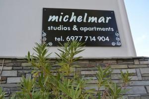 Michel Mar Studios Apartments Paradisos Neos Marmaras Halkidiki garden-016